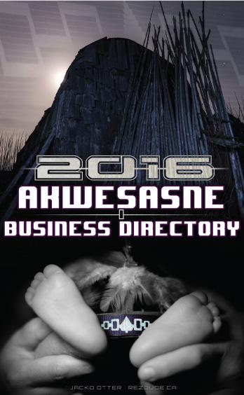 Akwesasne 2016 Business Directory