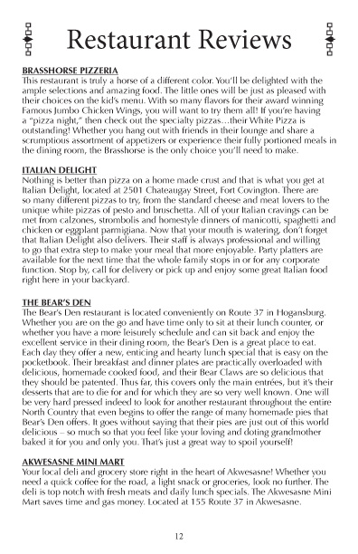 Akwesasne Mohawk Directory 2017 pg 12