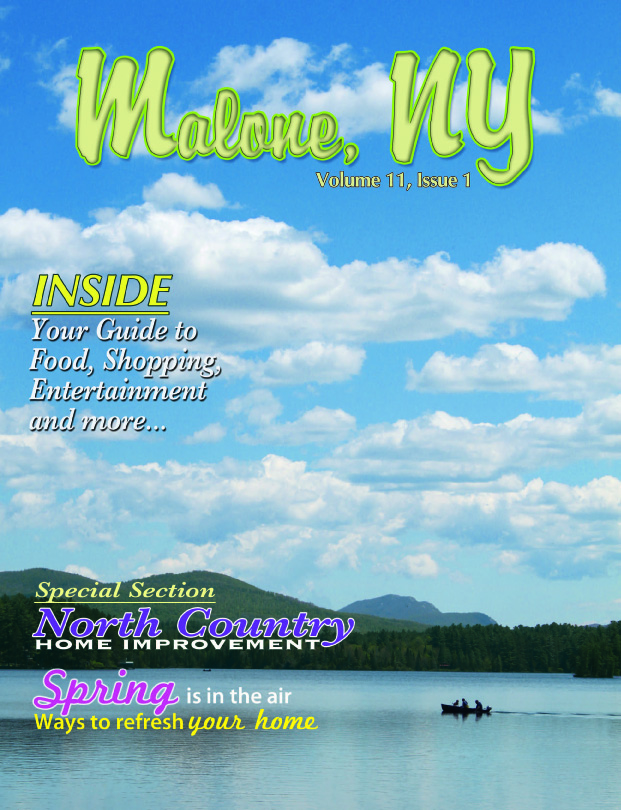 Malone 2018 Spring and Summer Cover