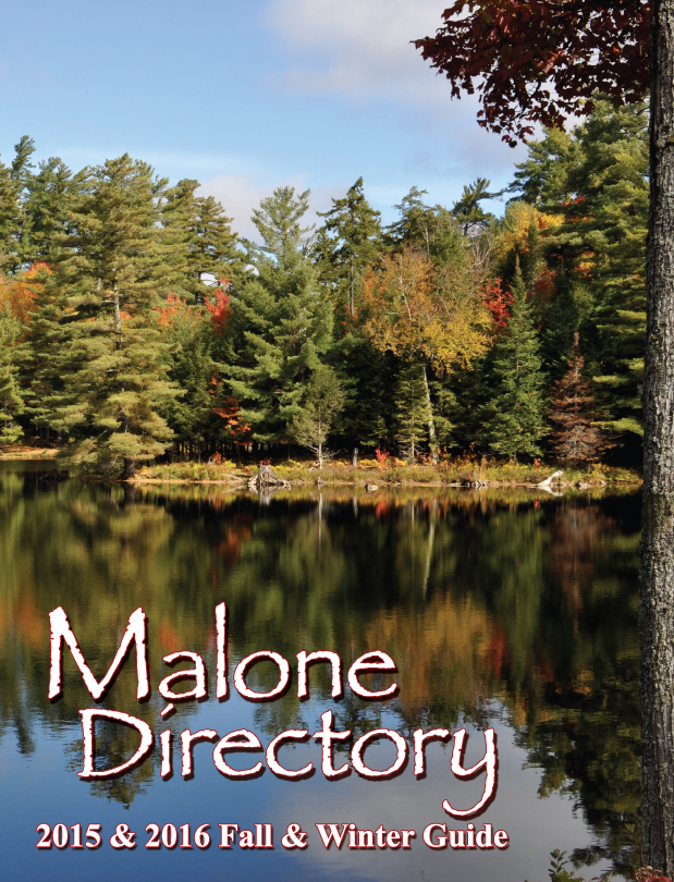 Malone Fall and Winter 2016 Cover