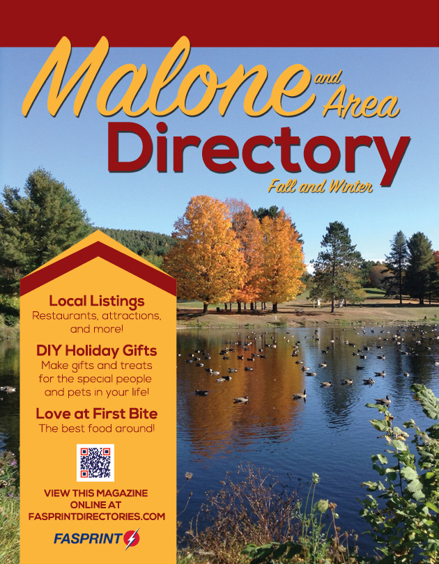 Malone Fall & Winter Directory 2020