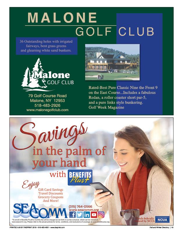Malone Fall & Winter Directory 202011