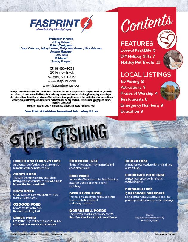 Malone Fall & Winter Directory 20203