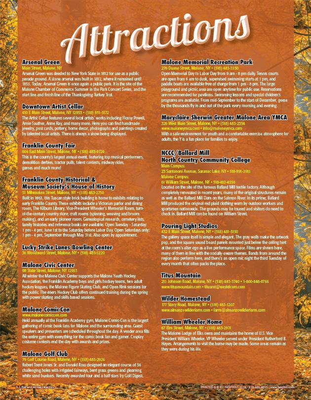 Malone Fall & Winter Directory 20204