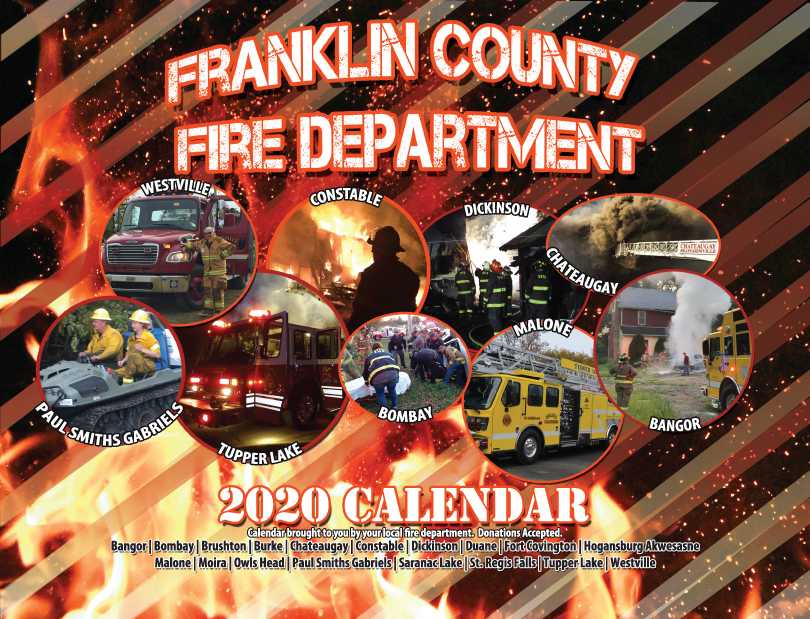 Franklin County Fire Department 2020